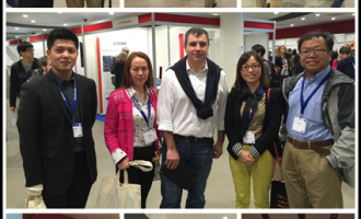 Chinese Graphene Delegates Attended Graphene Week Conference, and Visited Related Research Organizations